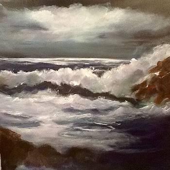 Midnight  by Janet Visser