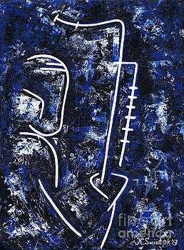 Midnight Jazz with Ben Webster by Kamil Swiatek