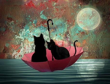 Midnight love 2 by Rumiana Nikolova