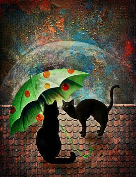 Midnight love 3 by Rumiana Nikolova