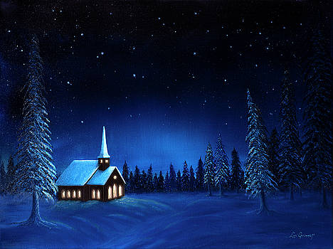 Midnight Monastery by Lori Grimmett