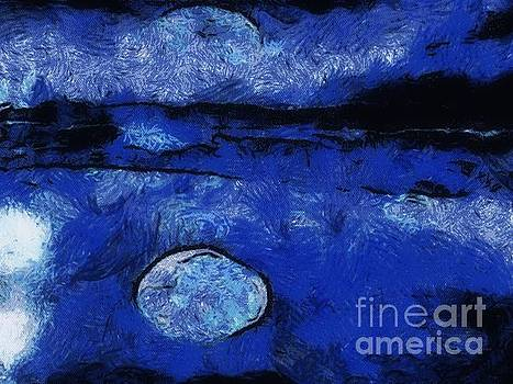 Midnight Moon by Deborah MacQuarrie-Selib