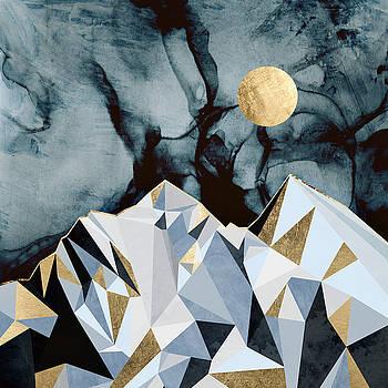 Midnight Peaks by Spacefrog Designs