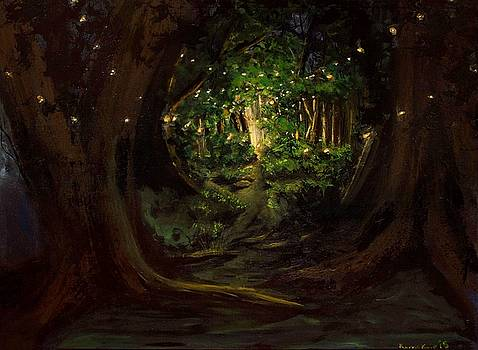 Midnight Rendezvous    by Rachel Brisbois