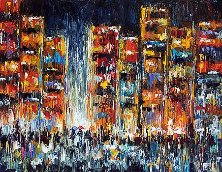 Midnight Strangers by Debra Hurd