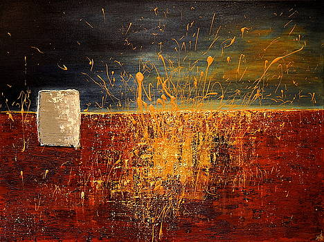 Midnight Summer, St Pete Beach  by Theresa Marie Johnson