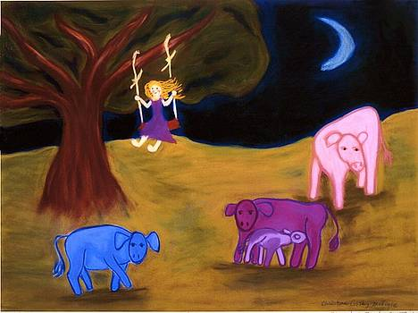 Midnight Swing by Christine Crosby