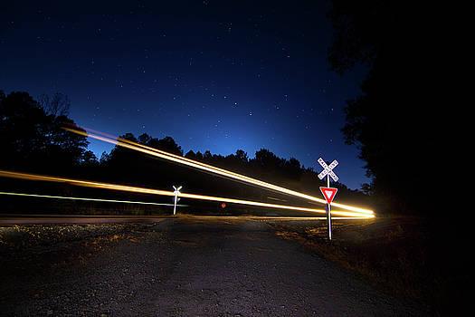 Midnight Train to Georgia by Mark Andrew Thomas