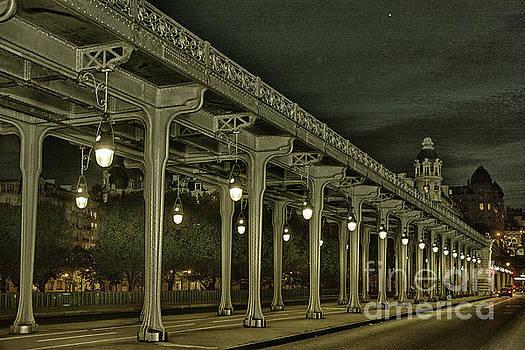 Midnight in Paris by Tim Mulina