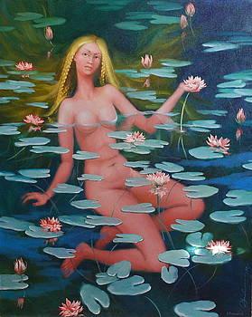 Midsummer-lily by Sergey Zinovjev
