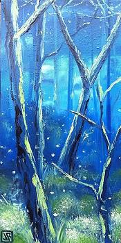 Midsummer Night by Julie Ross