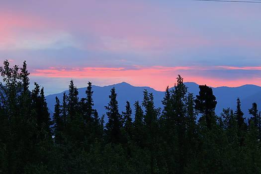Midsummer Sunrise by Kimberly VanNostrand