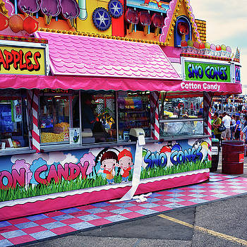 Midway Junk food by Trever Miller
