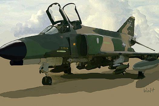 MiG Killer by Walter Chamberlain