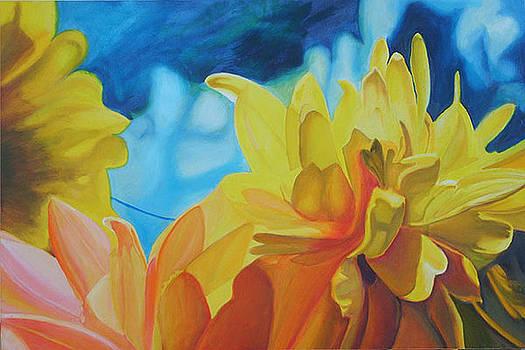 Mighty Flowers by Leonard Aitken