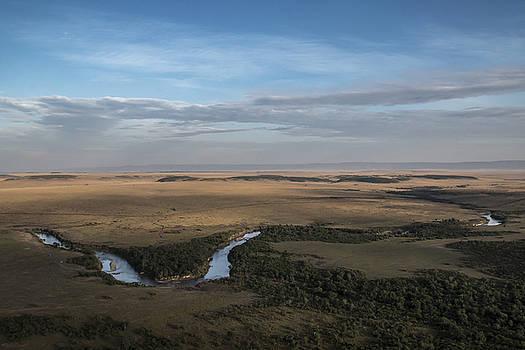 Ramabhadran Thirupattur - Mighty Masai Mara