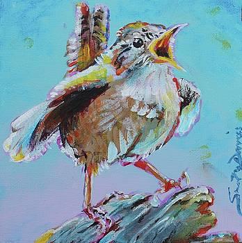 Mighty Wren by Susan Davies
