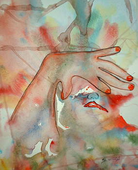 Migraine by Sandra Woods