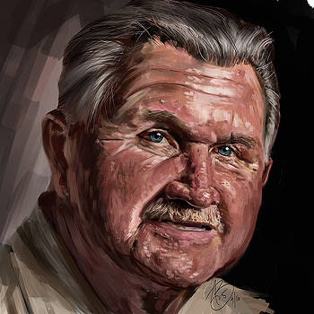 Anthony Brooks - Mike Ditka