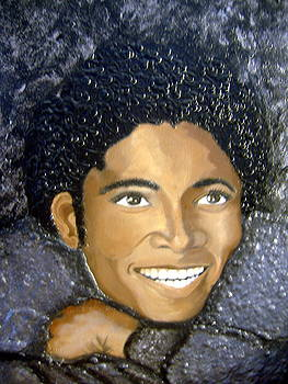 Mike- king of pop by Keenya  Woods
