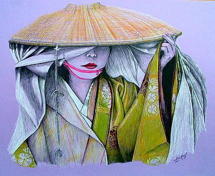 Miki-San by Dan Hausel