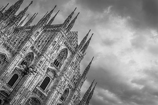 Milan Cathedral - Milan / Italy by Massimo Mazza