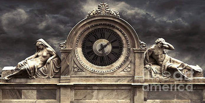 Gregory Dyer - Milan Clock