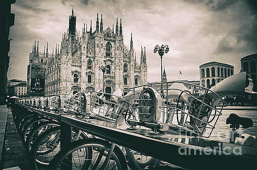 Milan metropolitan city by Alessandro Giorgi Art Photography