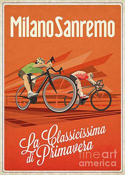 Milan San Remo by Sassan Filsoof