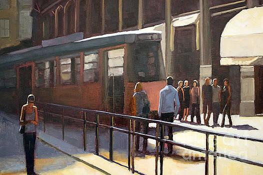 Milan Trolley by Tate Hamilton