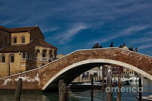 Marc Daly - Milano bridge