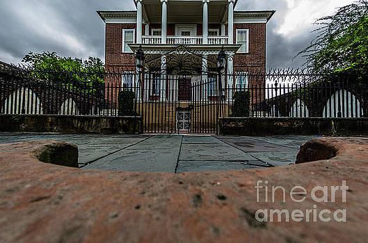 Dale Powell - Miles Brewton House Circa 1765