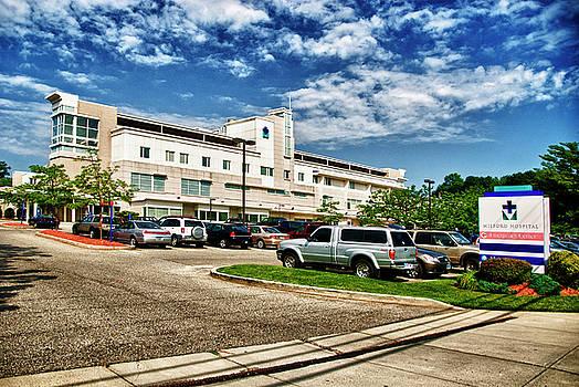 Milford Hospital by Frank Feliciano