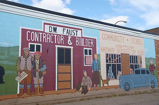 Military Street Art by Robert Braley