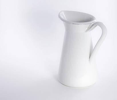 Milk Pitcher by Greg Thiemeyer