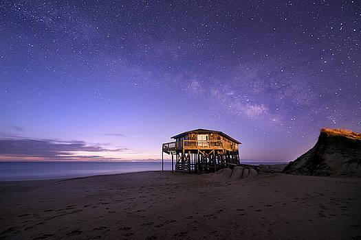 Milky Way at Twilight by Jeremy Clinard