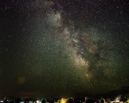 Milky Way by Carl Nielsen