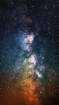 Milky Way by Chris M