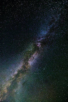 Milky Way Core by Bryan Carter