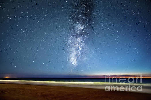 Milky Way from Torregorda Cadiz Spain by Pablo Avanzini