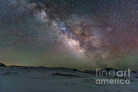 Milky Way Galaxy Independence Pass CO #2 by Tibor Vari