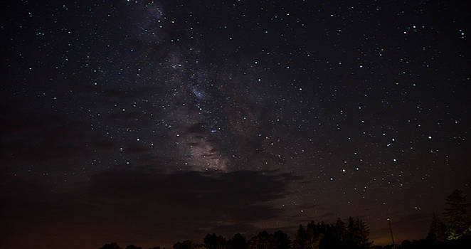 Milky Way by Gary Wightman