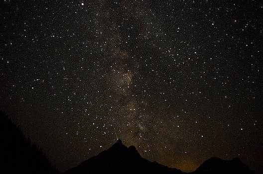 Jedediah Hohf - Milky Way, Glacier Nat