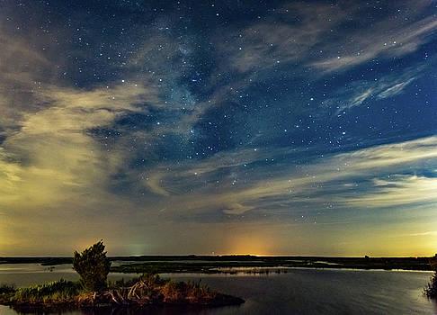 Milky Way II by David Hart