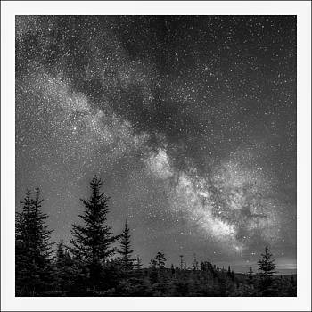 Milky Way in Jackman by Chad Tracy