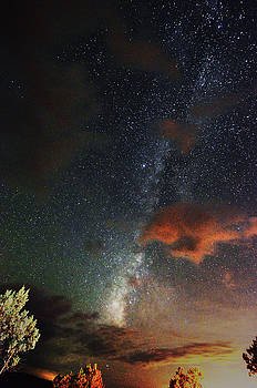 Milky Way in the Desert by Catherine Murton