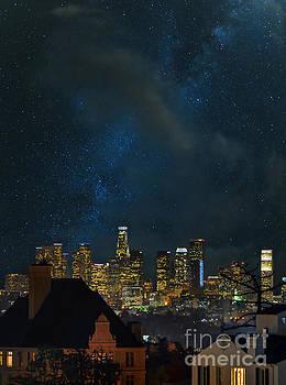 Milky Way LA by Nick Carlson