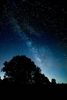 Milky Way by Nathan Hillis