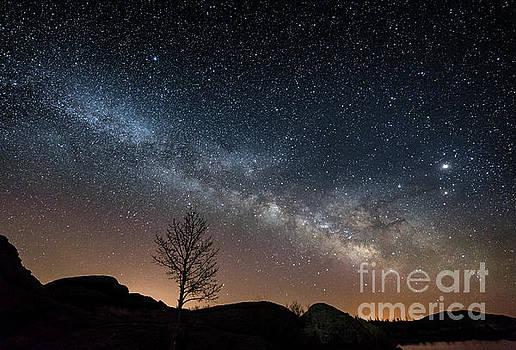 Tibor Vari - Milky Way over 11 Mile