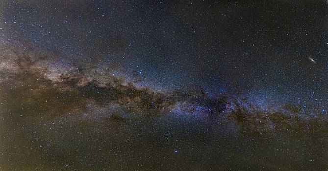 Milky Way South by Charles Warren